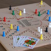 Image de la categorie Jeux de Plateau Enfants de La Carte à Jouer